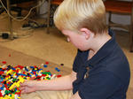 A.J. Blandford building at the Lego Club