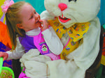 Breakfast with the Easter Bunny at Cox's Creek Elementary School
