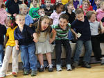 Foster Heights Elementary Gym & Library Opening, Oct. 17