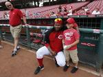 Jason Ellis honored by Cincinnati Reds