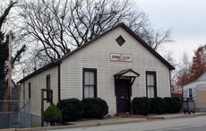 "<div class=""source"">Stephanie Hornback/The Kentucky Standard</div><div class=""image-desc"">The Bowman-Cherry Center on North First Street was one of Bardstown's first public schools for black children. The Nelson County Black Citizens Arts Council saved it from demolition in the early 1980s and regularly raises money to maintain it. </div><div class=""buy-pic""><a href=""http://web2.lcni5.com/cgi-bin/c2newbuyphoto.cgi?pub=191&orig=BowmanCherry.jpg"" target=""_new"">Buy this photo</a></div>"