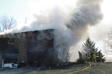 "<div class=""source"">ERIN L. MCCOY/The Kentucky Standard</div><div class=""image-desc"">The Bardstown-Nelson County Fire Department worked to extinguish a house fire at 4655 Louisville Road just before noon March 2. </div><div class=""buy-pic""><a href=""/photo_select/23996"">Buy this photo</a></div>"