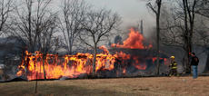 "<div class=""source"">STEPHANIE HORNBACK/The Kentucky Standard</div><div class=""image-desc"">A mobile home on New Hope Road burned down Feb. 16. </div><div class=""buy-pic""><a href=""/photo_select/23690"">Buy this photo</a></div>"