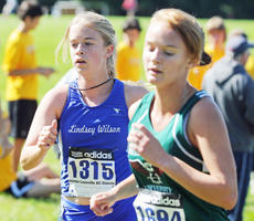 "<div class=""source"">Duane Bonifer/Lindsey Wilson College</div><div class=""image-desc"">Nelson County graduate Nicole Furnish (left) is one of the top college racewalkers in the country. The Lindsey Wilson College senior is a three-time NAIA All-American.</div><div class=""buy-pic""></div>"