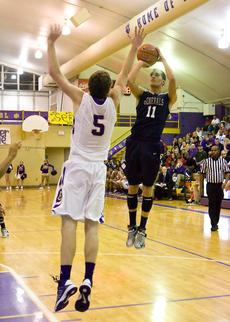 "<div class=""source"">Bruce Nichols/Contributing Photographer</div><div class=""image-desc"">Thomas Nelson's Austin Martinez puts up a jumper against Bardstown's Andrew Gordon.</div><div class=""buy-pic""></div>"