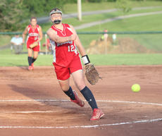 """<div class=""""source"""">Peter W. Zubaty</div><div class=""""image-desc"""">Bailey Parsons will grab most of the innings in the circle this year for Nelson County.</div><div class=""""buy-pic""""></div>"""