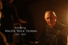 "<div class=""source"">Photo by John A. Coulter</div><div class=""image-desc"">Buck Durbin was remembered by the cast and crew of ""The Old Winter,"" a film he helped bring to the screen before his passing.</div><div class=""buy-pic""></div>"
