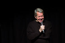 "<div class=""source"">KACIE GOODE/The Kentucky Standard</div><div class=""image-desc"">Dave Dugan headlines the FUNdraising with Laughter show at Thomas Nelson High School Saturday night.</div><div class=""buy-pic""><a href=""/photo_select/93516"">Buy this photo</a></div>"