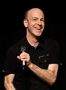 "<div class=""source"">KACIE GOODE/The Kentucky Standard</div><div class=""image-desc"">Adam White hosts Saturday's FUNdraising with Laughter event at Thomas Nelson High School. This is the fifth year and sixth show the comedy program has done with the school to support Project Lift Off.</div><div class=""buy-pic""><a href=""/photo_select/93520"">Buy this photo</a></div>"