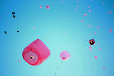 """<div class=""""source"""">KACIE GOODE/The Kentucky Standard</div><div class=""""image-desc"""">Pink balloons and lanterns are released into the sky Tuesday outside St. Thomas Parish following a prayer service for Crystal Rogers. </div><div class=""""buy-pic""""><a href=""""/photo_select/77535"""">Buy this photo</a></div>"""
