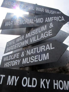 """<div class=""""source"""">KACIE GOODE/The Kentucky Standard</div><div class=""""image-desc"""">The Civil War Museum in Bardstown is now open seven days a week from 10 a.m. to 5 p.m. until Oct. 31 and Saturdays and Sundays at the same hours from Nov. 1-30. </div><div class=""""buy-pic""""><a href=""""http://web2.lcni5.com/cgi-bin/c2newbuyphoto.cgi?pub=191&orig=editciv1.jpg"""" target=""""_new"""">Buy this photo</a></div>"""