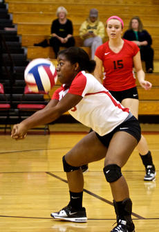 """<div class=""""source"""">Peter W. Zubaty</div><div class=""""image-desc"""">Nelson County senior libero Alyssa Graham is the team's defensive anchor and is a strong vocal leader for the squad.</div><div class=""""buy-pic""""></div>"""
