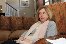 "<div class=""source"">RANDY PATRICK/The Kentucky Standard</div><div class=""image-desc"">Suzanne Hayden, in her home in Bardstown's Historic District, talks about her career as a federal prosecutor and what her pursuit of justice has meant to her.</div><div class=""buy-pic""><a href=""/photo_select/72597"">Buy this photo</a></div>"