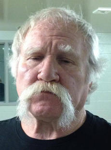 """<div class=""""source""""></div><div class=""""image-desc"""">Kentucky State Police released an updated mug shot of Johnny Boone following his capture near Montreal, Canada,  last week.</div><div class=""""buy-pic""""></div>"""
