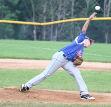 """<div class=""""source"""">Peter W. Zubaty</div><div class=""""image-desc"""">Nelson County's Benton McGill deals to the plate during recent play in the 9-10 year old baseball action at Dean Watts Park. McGill and his teammates are in action at either 6 or 8 p.m. today at North Oldham Little League, depending on results from Tuesday's game after press time. </div><div class=""""buy-pic""""><a href=""""/photo_select/28097"""">Buy this photo</a></div>"""