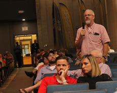 "<div class=""source"">RANDY PATRICK/The Kentucky Standard</div><div class=""image-desc"">Mike Vittitow, a Bardstown city employee, asks a question about the possibility of coming up with new revenue to cover shortfalls in the state's pension funds.</div><div class=""buy-pic""><a href=""/photo_select/89418"">Buy this photo</a></div>"
