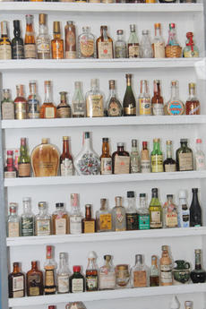"<div class=""source"">RANDY PATRICK/The Kentucky Standard</div><div class=""image-desc"">Miniature bottles of whiskey donated by Ohioan Barry Haley are among the newest additions to the museum.</div><div class=""buy-pic""><a href=""/photo_select/89159"">Buy this photo</a></div>"