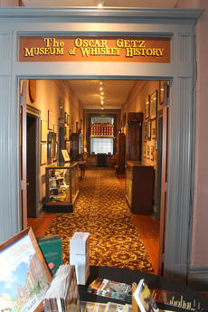 "<div class=""source"">RANDY PATRICK/The Kentucky Standard</div><div class=""image-desc"">The Oscar Getz Museum of Whiskey History is one of the biggest attractions of the Kentucky Bourbon Festival.</div><div class=""buy-pic""><a href=""/photo_select/89158"">Buy this photo</a></div>"