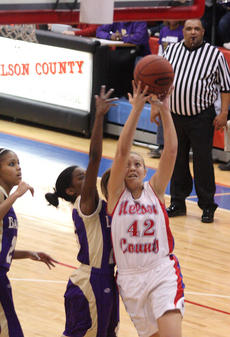 "<div class=""source"">Peter W. Zubaty</div><div class=""image-desc"">Nelson County's Shelby Maupin drives to the hole for two of her game-high 16 in the Cardinals' win Friday night over Bardstown, 52-41.</div><div class=""buy-pic""><a href=""/photo_select/22654"">Buy this photo</a></div>"