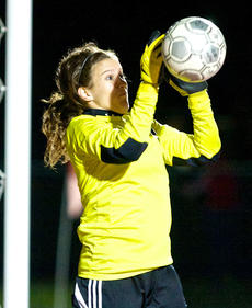 """<div class=""""source"""">Peter W. Zubaty</div><div class=""""image-desc"""">Logan Spalding returns in goal for Nelson County this season as the Cardinals look for a third straight district crown.</div><div class=""""buy-pic""""></div>"""