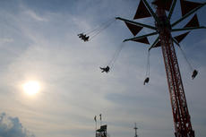 """<div class=""""source"""">FILE PHOTO/The Kentucky Standard</div><div class=""""image-desc"""">Festival-goers fly high on an amusement ride at the Nelson County Fair in 2016. The 2017 Nelson County Fair opens Monday.</div><div class=""""buy-pic""""><a href=""""/photo_select/87560"""">Buy this photo</a></div>"""