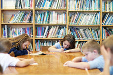 "<div class=""source"">KACIE GOODE/The Kentucky Standard</div><div class=""image-desc"">First-graders at St. Catherine Academy take a spelling test inside the library. An upcoming event in New Haven is working to support tuition assistance so the Catholic school can continue growing its enrollment.</div><div class=""buy-pic""><a href=""/photo_select/82507"">Buy this photo</a></div>"