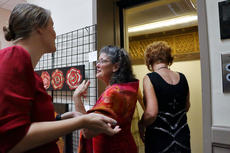 "<div class=""source"">KACIE GOODE/The Kentucky Standard</div><div class=""image-desc"">After sharing the password, guests enter the elevator to attend Speakeasy Bourbon Style Wednesday night at The Gallery.</div><div class=""buy-pic""><a href=""/photo_select/89228"">Buy this photo</a></div>"