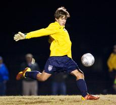 "<div class=""source"">Peter W. Zubaty</div><div class=""image-desc"">Jarret Stiles takes over in goal this season for Thomas Nelson.</div><div class=""buy-pic""></div>"