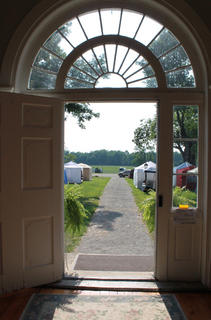 The second annual Wickland Arts & Crafts Festival was held June 11-12, 2011, on the front lawn of the historic home.