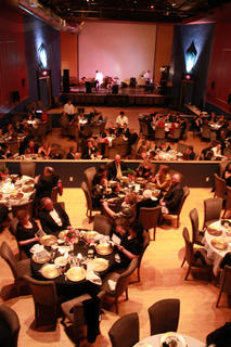 The Beautiful Dreamer Ball was hosted in the Kreso's Restaurant theater Feb. 12, 2011.