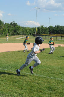 The A's play a game against the Tigers June 6 at Dean Watts Park.