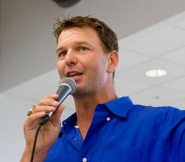 Former University of Louisville and NFL quarterback Chris Redman spoke Saturday at Thomas Nelson High School's Meet the Generals kickoff dinner. Redman, a record-setting high school passer at Louisville Male, played seven seasons as a backup in the NFL, most recently in 2011 with the Atlanta Falcons.