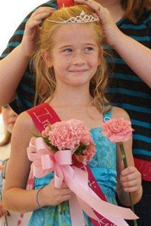 Little Princess 8 -10 Year Old Category Taylor Elizabeth Bryan 8 1/2 years old Daughter of John and Carole Bryan