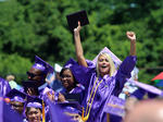 Bardstown High School Class of 2014 graduates