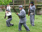 Civil War Living History: April 21, 2012