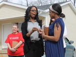 Habitat dedicates homes on McGowan