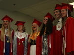 Nelson County High School seniors graduate