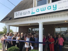 "<div class=""source"">Submitted Photo</div><div class=""image-desc"">The Bardstown Nelson County Chamber of Commerce held a ribbon cutting for Blown Away Hair Salon located at 221 W. John Rowan Blvd., in Bardstown. Blown Away Hair Salon has five stylists who specialize in cuts, highlights, color, perms, formal updos and much more. They welcome walk-ins and appointments and cater to all ages. Open Monday through Friday 8:30 a.m. to 6:30 p.m. and Saturday 8:30 a.m. to 2 p.m. Photographed is owner, Lucy Hite, Jan and Jerry Willis, parents of the owner, Ceci Ritchie, Nancy Talbott, Pat and Mary Keith Hite, Heather Marksbury, Erin Koehler, Carla Couch, Hope Spalding, Becca Mudd, Laurie Thompson, Christy Pfost and Kasy Mattingly. Also in the photo is Samantha Brady, executive director,  Chamber Board and Ambassadors. </div><div class=""buy-pic""></div>"