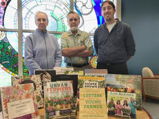 "<div class=""source""></div><div class=""image-desc"">The Nelson County Public Library would like to thank Rick and Judy Arendt of the Master Gardeners for their donations of books.</div><div class=""buy-pic""></div>"