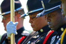 "<div class=""source"">KACIE GOODE/The Kentucky Standard</div><div class=""image-desc"">A memorial was held Friday morning for Bardstown Police Officer Jason Ellis, who was murdered five years ago on May 25, 2013.</div><div class=""buy-pic""><a href=""/photo_select/95635"">Buy this photo</a></div>"