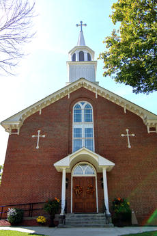 """<div class=""""source"""">KACIE GOODE/The Kentucky Standard</div><div class=""""image-desc"""">St. Michaels Church in Fairfield recently celebrated its 225th anniversary.</div><div class=""""buy-pic""""><a href=""""/photo_select/89755"""">Buy this photo</a></div>"""