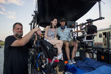 """<div class=""""source"""">Sumbitted</div><div class=""""image-desc"""">A photo taken on the set of """"What Lies Ahead,"""" a movie filmed in Bardstown. The film will come out on DVD and video on demand this week.</div><div class=""""buy-pic""""></div>"""