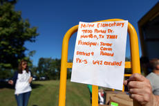"<div class=""source"">KACIE GOODE/The Kentucky Standard</div><div class=""image-desc"">Milne Elementary is one of five schools to receive donations from Nelson County students and families this weekend as local kids reach out to those affected by hurricanes.</div><div class=""buy-pic""><a href=""/photo_select/89666"">Buy this photo</a></div>"