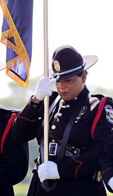 "<div class=""source"">KACIE GOODE/The Kentucky Standard</div><div class=""image-desc"">A memorial was held Friday morning for Bardstown Police Officer Jason Ellis, who was murdered five years ago on May 25, 2013.</div><div class=""buy-pic""><a href=""/photo_select/95633"">Buy this photo</a></div>"