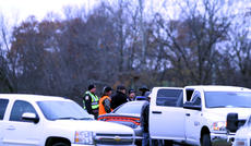 """<div class=""""source"""">KACIE GOODE/The Kentucky Standard</div><div class=""""image-desc"""">Several law enforcement agencies responded to property off of Ed Brent Road Saturday morning after reports that Tommy Ballard, 54, father of missing woman Crystal Ballard, was shot and killed.</div><div class=""""buy-pic""""><a href=""""/photo_select/81319"""">Buy this photo</a></div>"""
