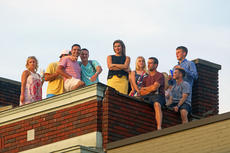"""<div class=""""source"""">KACIE GOODE/The Kentucky Standard </div><div class=""""image-desc"""">A group of friends watches part of the Bourbon City Street Concert from a rooftop Saturday in downtown Bardstown. </div><div class=""""buy-pic""""><a href=""""/photo_select/77646"""">Buy this photo</a></div>"""
