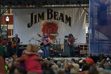 """<div class=""""source"""">KACIE GOODE/The Kentucky Standard </div><div class=""""image-desc"""">Dillon Carmichael is second to perform in the lineup for the 2016 Bourbon City Street Concert, which drew a large crowd to Third Street Saturday. </div><div class=""""buy-pic""""><a href=""""/photo_select/77647"""">Buy this photo</a></div>"""