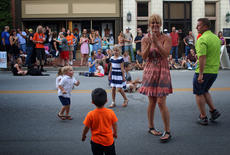 """<div class=""""source"""">KACIE GOODE/The Kentucky Standard </div><div class=""""image-desc"""">Concert-goers of all ages dance in front of the stage Saturday during the Bourbon City Street Concert. </div><div class=""""buy-pic""""><a href=""""/photo_select/77648"""">Buy this photo</a></div>"""