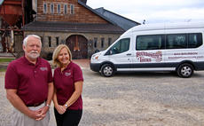 """<div class=""""source"""">KACIE GOODE/The Kentucky Standard</div><div class=""""image-desc"""">Guests wishing to tour the Bourbon Trail can now access a personalized experience with Bourbontown Tours, a new business in Nelson County.</div><div class=""""buy-pic""""><a href=""""/photo_select/93548"""">Buy this photo</a></div>"""