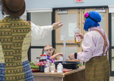 """<div class=""""source"""">KACIE GOODE/The Kentucky Standard</div><div class=""""image-desc"""">A young assistant helps with a very important experiment Tuesday afternoon during a Bright Star production at the Nelson County Early Learning Center.</div><div class=""""buy-pic""""><a href=""""/photo_select/84158"""">Buy this photo</a></div>"""